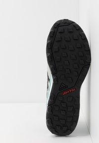 adidas Performance - TERREX AGRAVIC TR UB - Trail running shoes - grey three/core black/grey two - 4