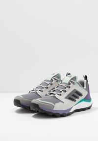 adidas Performance - TERREX AGRAVIC TR UB - Trail running shoes - grey three/core black/grey two - 2