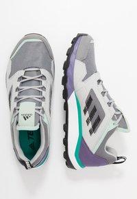adidas Performance - TERREX AGRAVIC TR UB - Trail running shoes - grey three/core black/grey two - 1