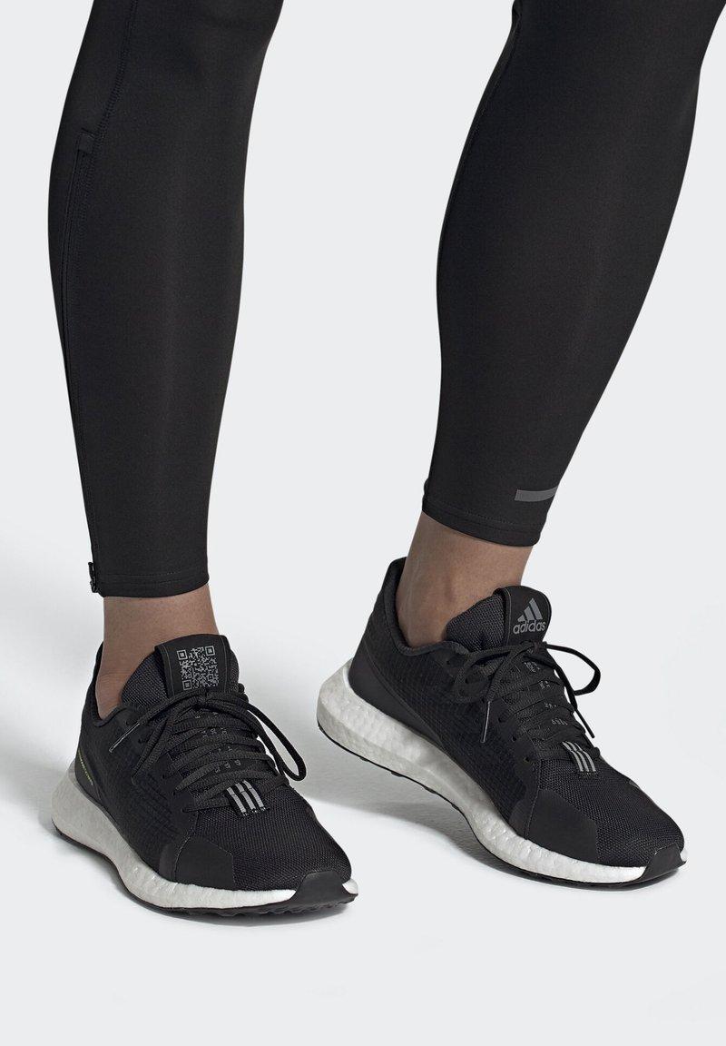 adidas Performance - SENSEBOOST GO WINTER SHOES - Sneakers laag - black