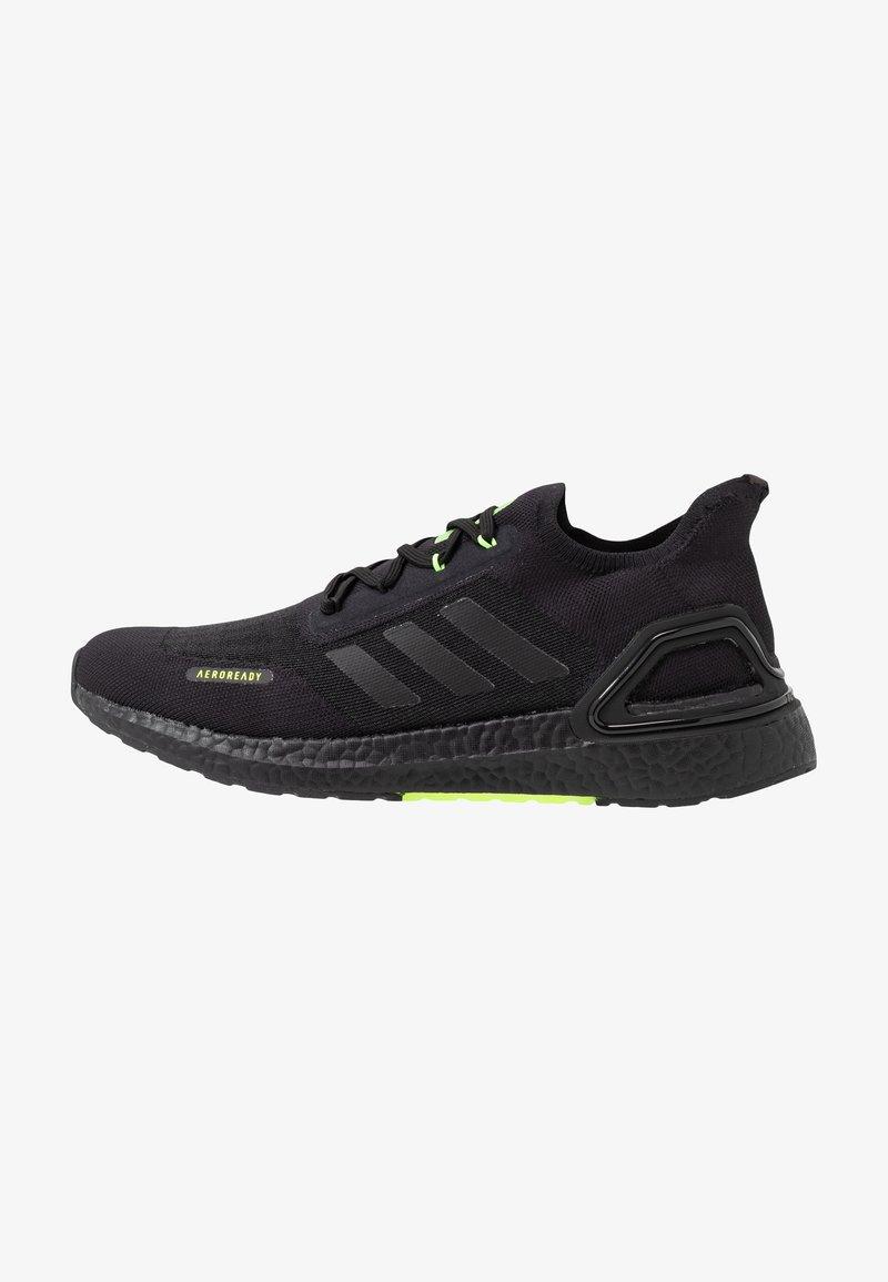 adidas Performance - ULTRABOOST A.RDY - Obuwie do biegania treningowe - core black/signal green