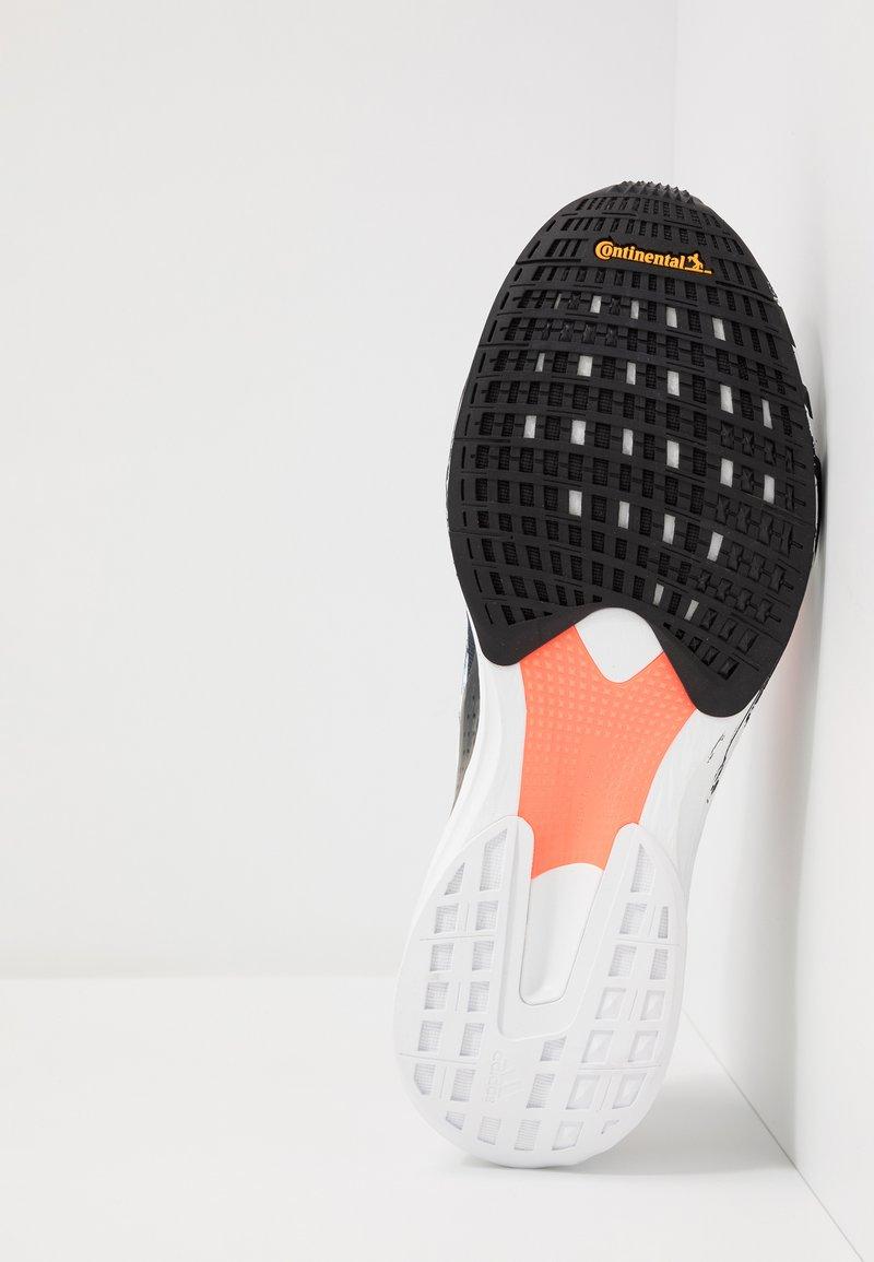 adidas Performance SL20 - Nøytrale løpesko - core black/signal coral/footwear white