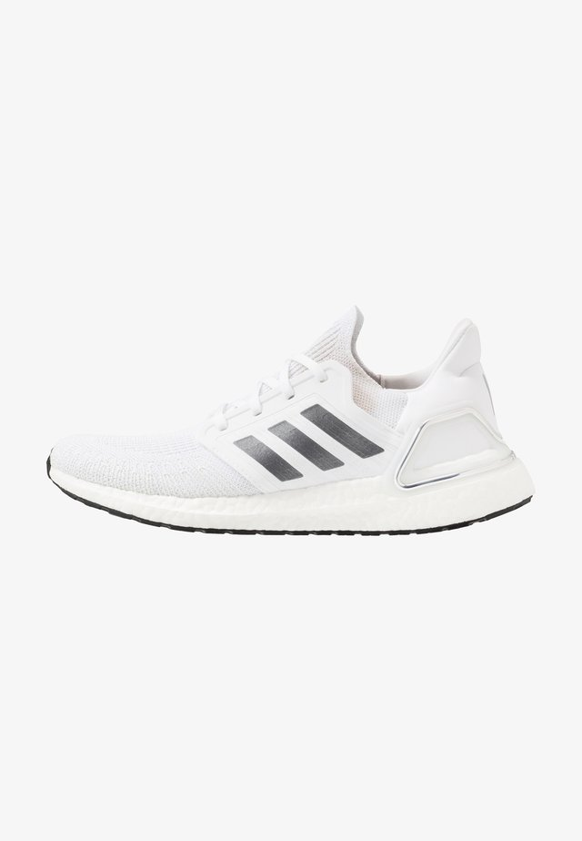 ULTRABOOST 20 - Neutrala löparskor - footwear white/night metallic/dash grey