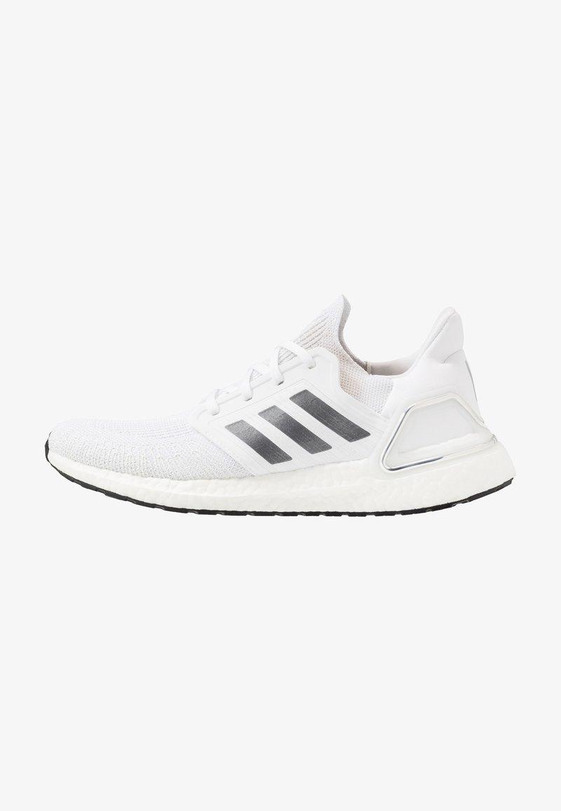 adidas Performance - ULTRABOOST 20 - Zapatillas de running neutras - footwear white/night metallic/dash grey