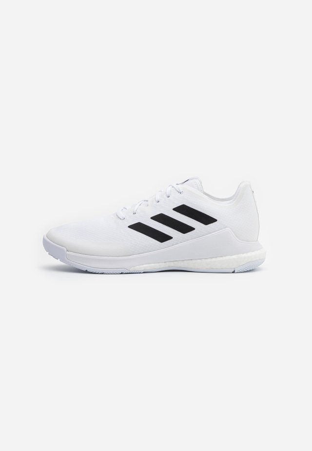 CRAZY FLIGHT BOOST INDOOR SPORTS SHOES - Lentopallokengät - footwear white/core black