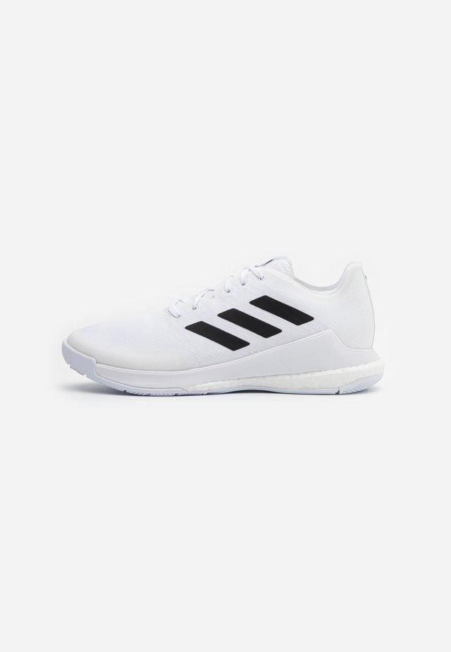 CRAZY FLIGHT BOOST INDOOR SPORTS SHOES - Volleyballsko - footwear white/core black