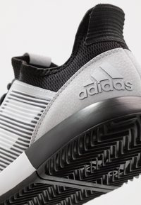 adidas Performance - DEFIANT BOUNCE 2  - Multicourt tennis shoes - core black/footwear white - 5