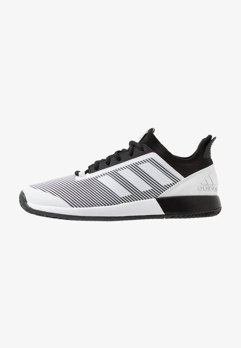 adidas Performance - DEFIANT BOUNCE 2  - Multicourt tennis shoes - core black/footwear white
