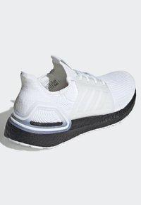 adidas Performance - ULTRABOOST 19 SHOES - Laufschuh Stabilität - white - 4
