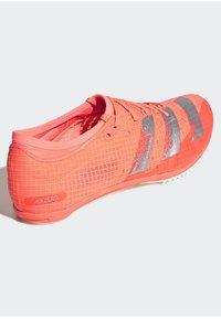 adidas Performance - ADIZERO AMBITION SPIKES - Kolce - signal coral - 4
