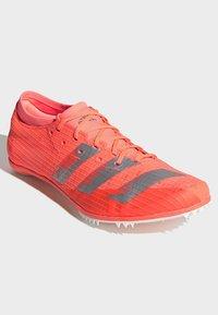 adidas Performance - ADIZERO AMBITION SPIKES - Kolce - signal coral - 3