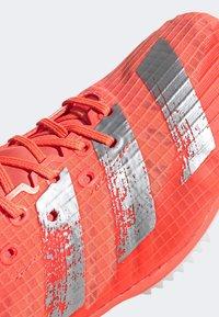 adidas Performance - ADIZERO AMBITION SPIKES - Kolce - signal coral - 8