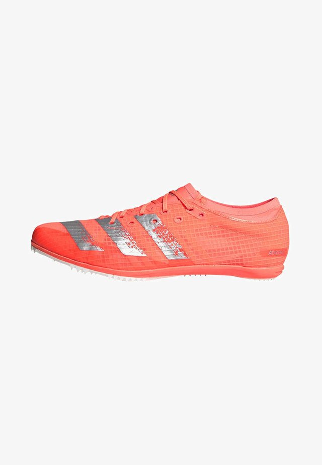 ADIZERO AMBITION SPIKES - Spikes - signal coral