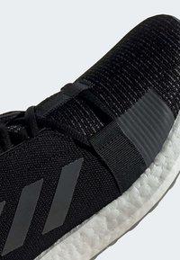adidas Performance - SENSEBOOST GO SHOES - Neutral running shoes - black - 7