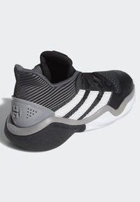 adidas Performance - HARDEN STEPBACK SHOES - Basketball shoes - black - 4