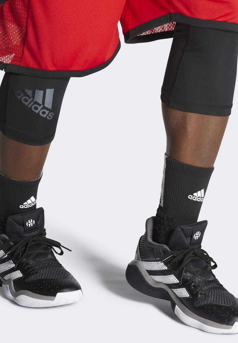 adidas Performance - HARDEN STEPBACK SHOES - Basketball shoes - black
