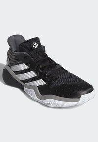 adidas Performance - HARDEN STEPBACK SHOES - Basketball shoes - black - 3