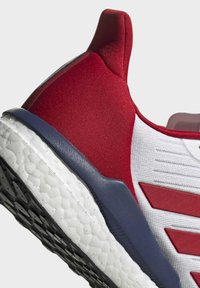 adidas Performance - SOLARDRIVE  SHOES - Zapatillas de running estables - white - 6