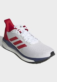 adidas Performance - SOLARDRIVE  SHOES - Zapatillas de running estables - white - 3