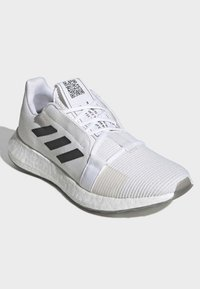 adidas Performance - SENSEBOOST GO SHOES - Neutral running shoes - white - 3
