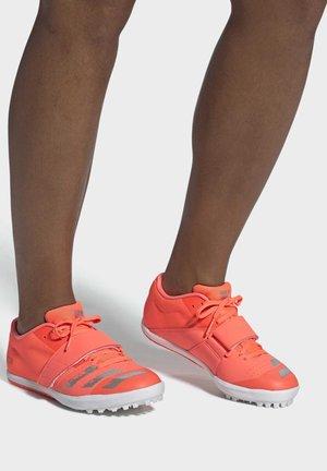 JUMPSTAR SPIKES - Chaussures à crampons - orange