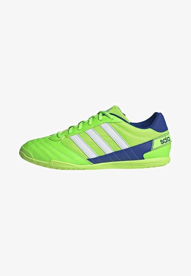 SUPER SALA BOOTS - Indoor football boots - green