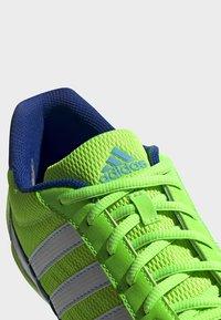 adidas Performance - SUPER SALA BOOTS - Indoor football boots - green - 7