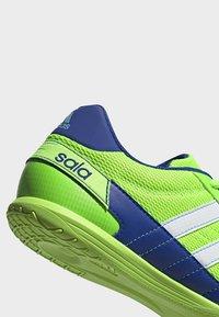 adidas Performance - SUPER SALA BOOTS - Indoor football boots - green - 8
