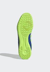 adidas Performance - SUPER SALA BOOTS - Indoor football boots - green - 5