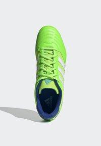 adidas Performance - SUPER SALA BOOTS - Indoor football boots - green - 2