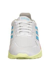 adidas Performance - ADIDAS PERFORMANCE NEBZED SNEAKER HERREN - Zapatillas de running neutras - light grey - 5