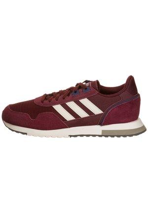 ADIDAS PERFORMANCE 8K 2020 SNEAKER HERREN - Sports shoes - core burgundy/aluminium/core white