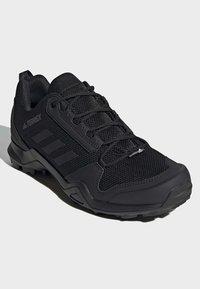 adidas Performance - TERREX AX3 HIKING SHOES - Hiking shoes - black - 3