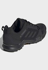 adidas Performance - TERREX AX3 HIKING SHOES - Hiking shoes - black - 4