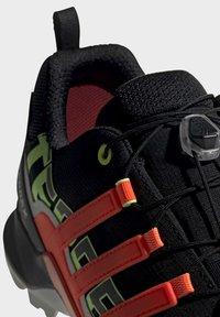 adidas Performance - TERREX SWIFT R2 GORE-TEX HIKING SHOES - Hiking shoes - black - 6
