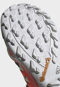 adidas Performance - TERREX SWIFT R2 GORE-TEX HIKING SHOES - Hiking shoes - black - 8