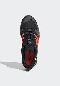 adidas Performance - TERREX SWIFT R2 GORE-TEX HIKING SHOES - Hiking shoes - black - 2