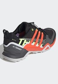 adidas Performance - TERREX SWIFT R2 GORE-TEX HIKING SHOES - Hiking shoes - black - 4
