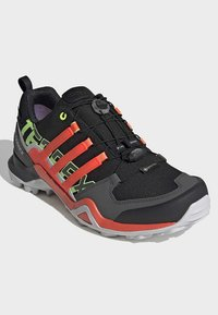 adidas Performance - TERREX SWIFT R2 GORE-TEX HIKING SHOES - Hiking shoes - black - 3