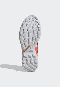 adidas Performance - TERREX SWIFT R2 GORE-TEX HIKING SHOES - Hiking shoes - black - 5