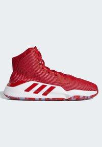 adidas Performance - Käsipallokengät - red - 9