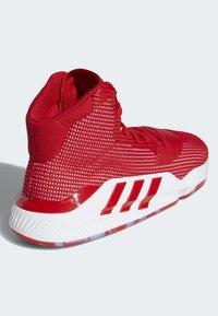 adidas Performance - Käsipallokengät - red - 4