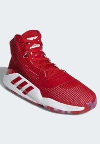 adidas Performance - Käsipallokengät - red - 3