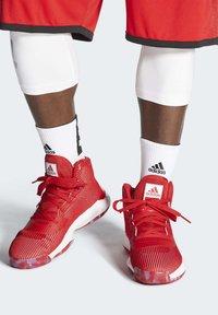adidas Performance - Käsipallokengät - red - 0