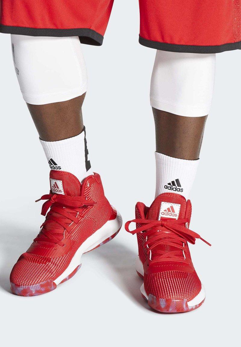 adidas Performance - Käsipallokengät - red