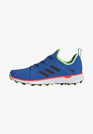 TERREX SPEED GORE-TEX TRAIL RUNNING SHOE - Neutral running shoes - blue