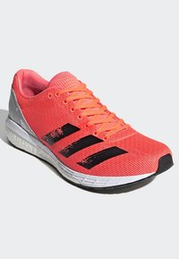 adidas Performance - ADIZERO BOSTON 8 SHOES - Juoksukenkä/kisakengät - orange - 3