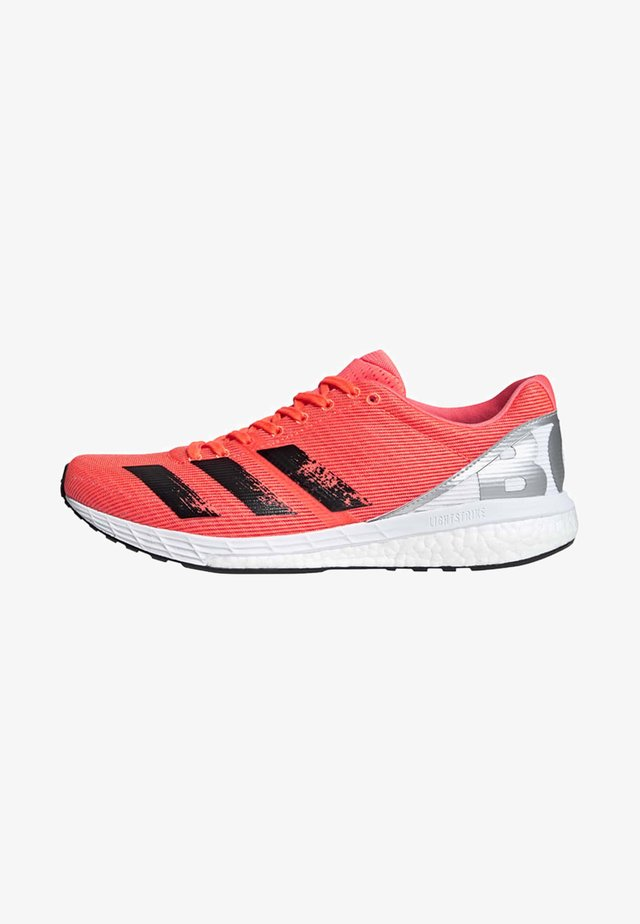 ADIZERO BOSTON 8 SHOES - Competition running shoes - orange
