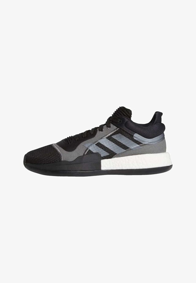 MARQUEE BOOST LOW SHOES - Basketballschuh - black