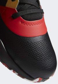 adidas Performance - PRO BOUNCE 2019 SHOES - Koripallokengät - black - 7